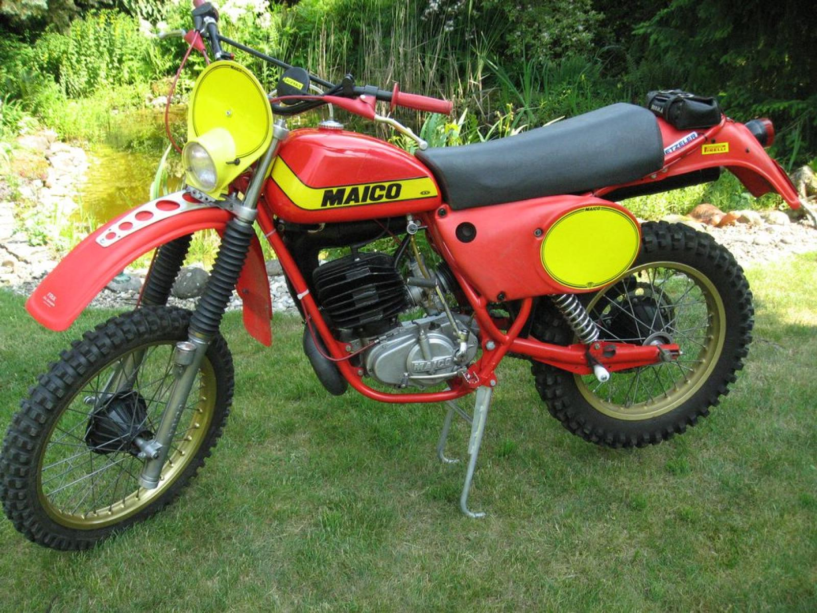 Maico MD 250 WK 1978 images #103091