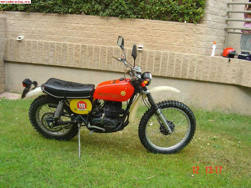 Montesa 125 H6 1978 wallpapers #139147