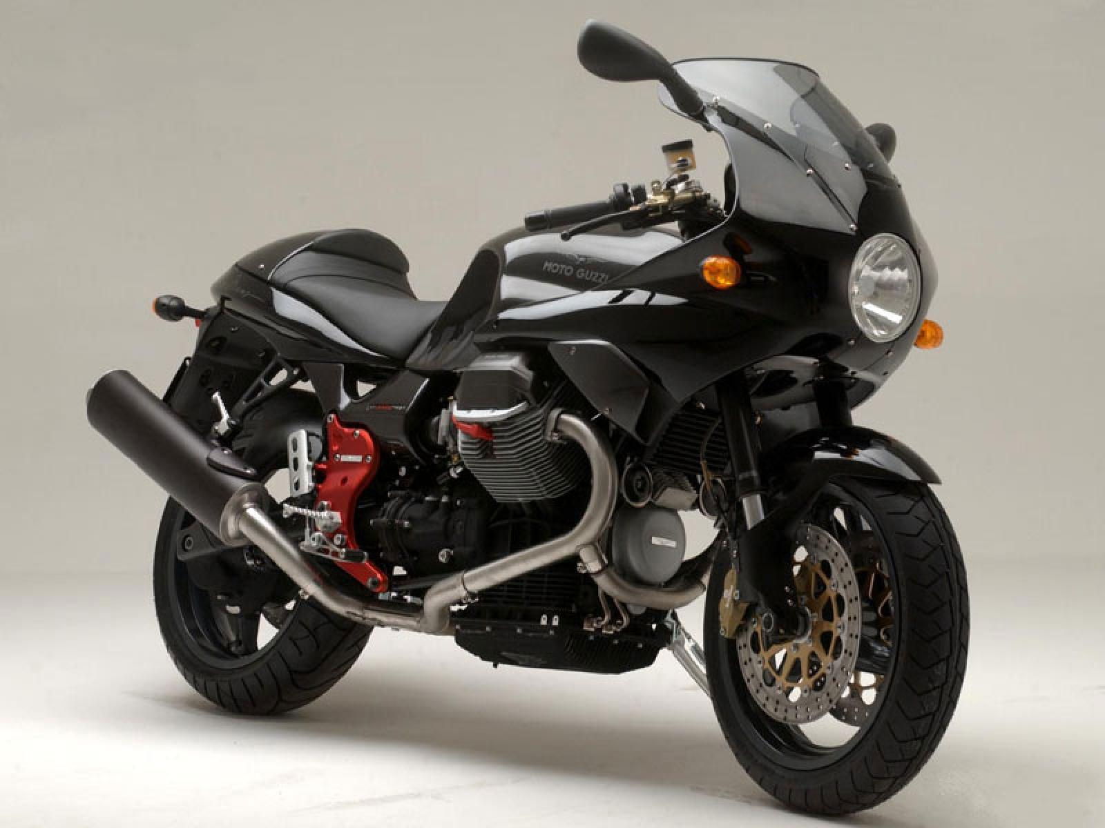 Moto Guzzi V11 Le Mans Nero Corsa 2004 wallpapers #160866