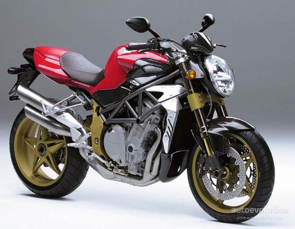 MV Agusta Brutale Gladio 2008 wallpapers #140340