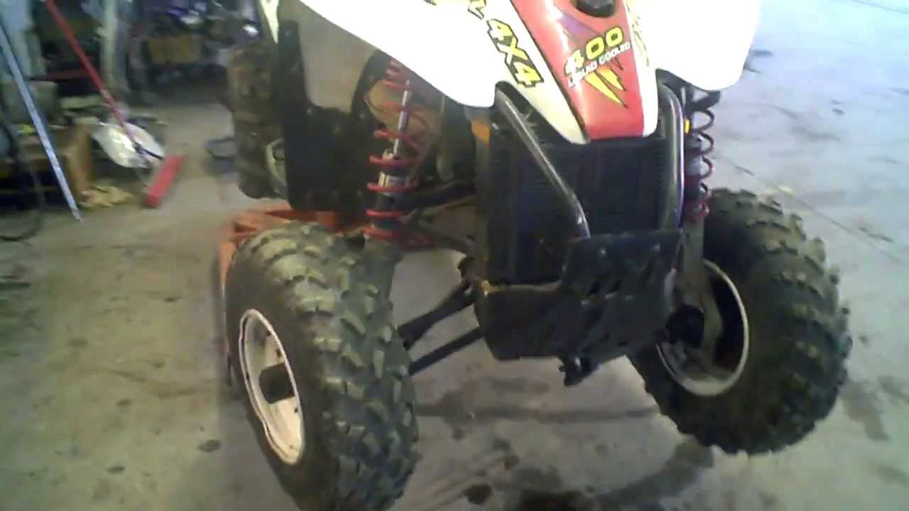 Polaris Scrambler 400 1999 images #120844