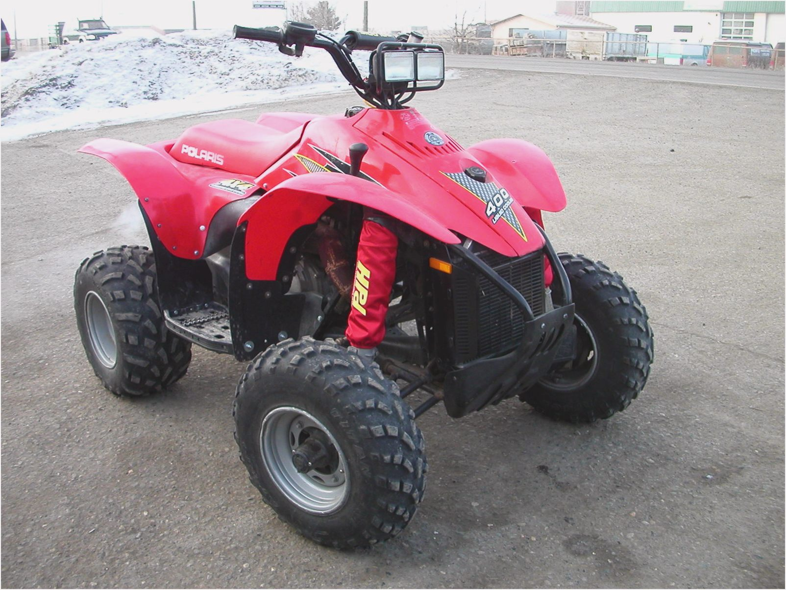 Polaris Scrambler 400 images #158383