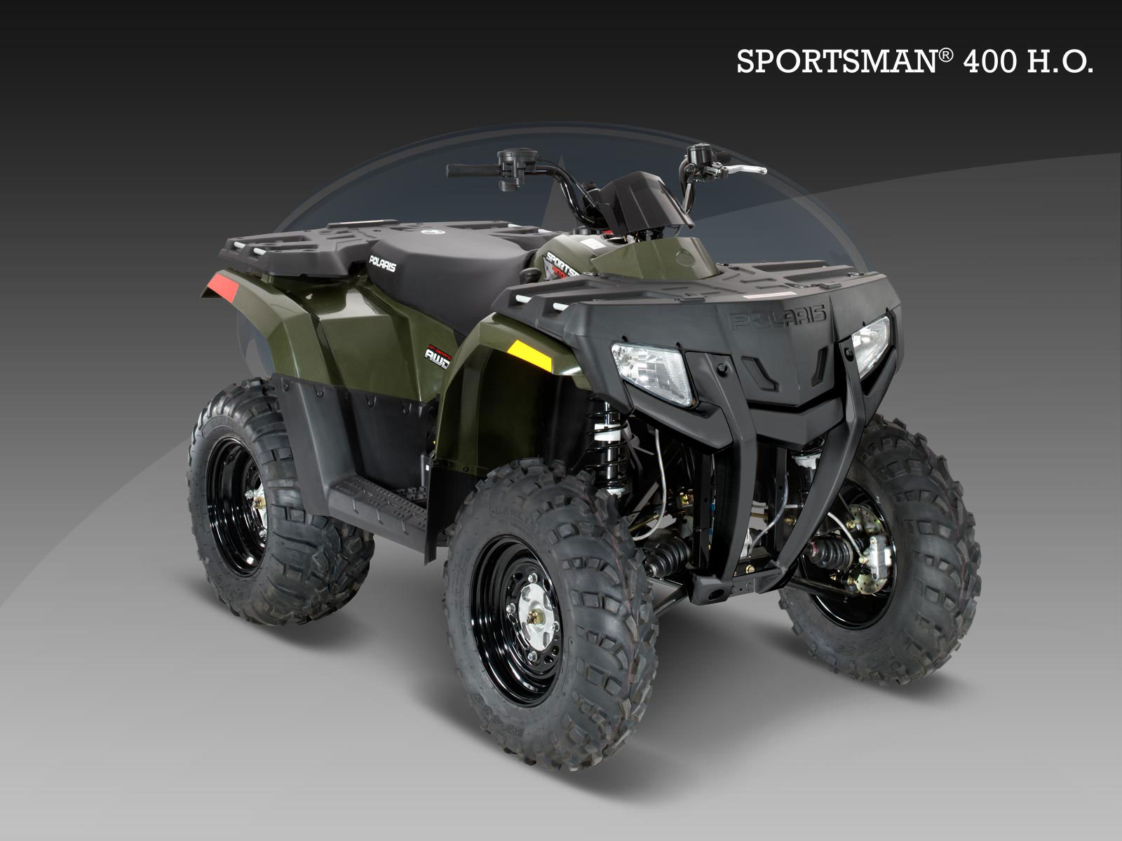 Polaris Sportsman 400 2003 wallpapers #140535