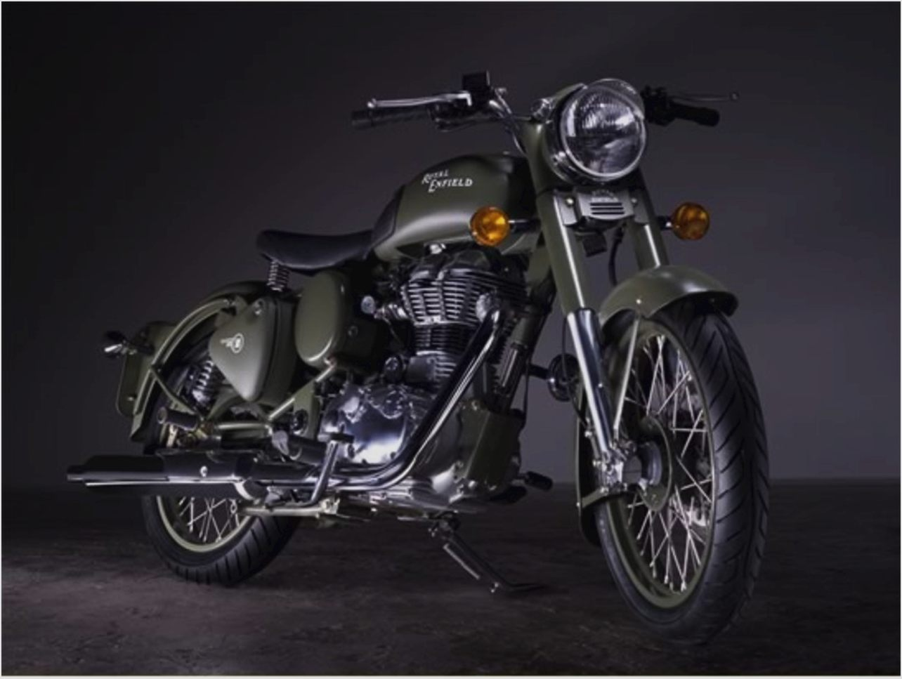 Royal Enfield Bullet 500 Army 1995 images #122813