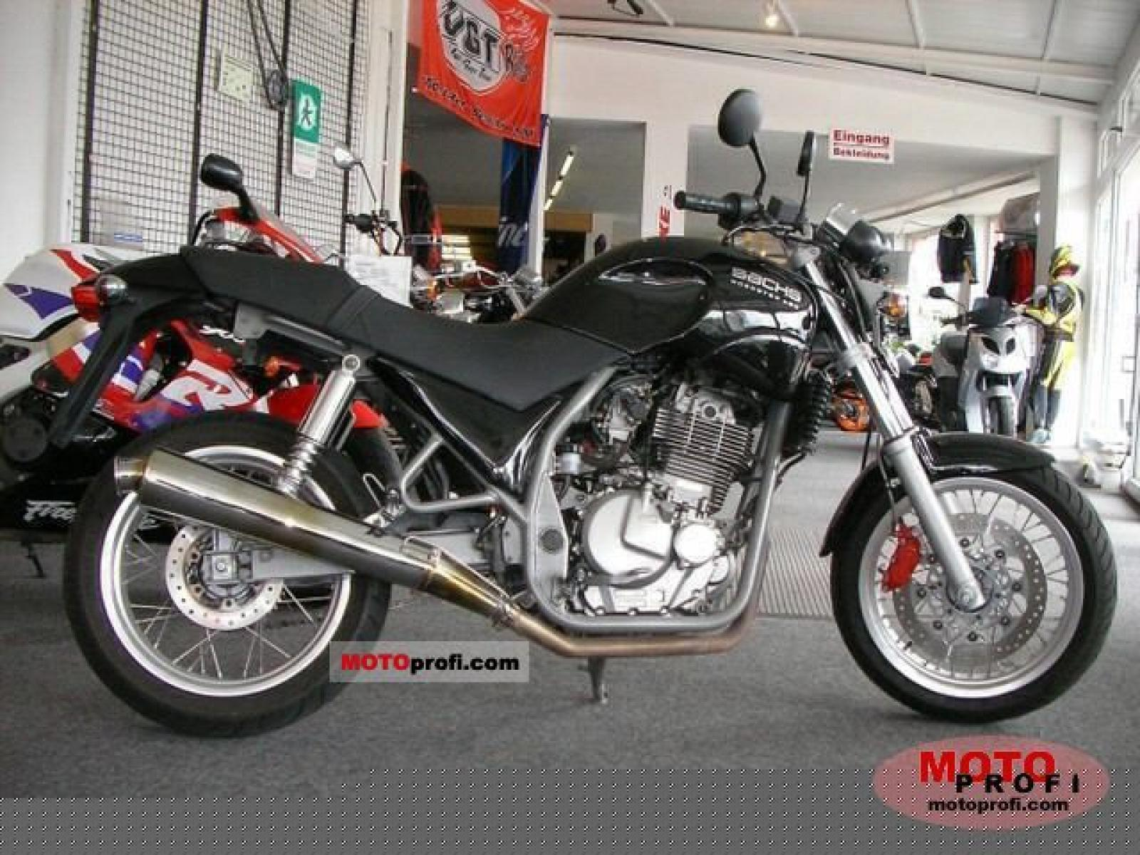 Sachs Roadster 650 2003 images #124100