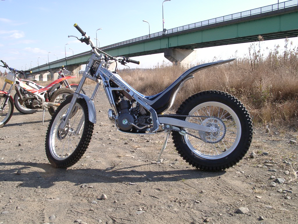 Sherco 2.5 2005 images #127937