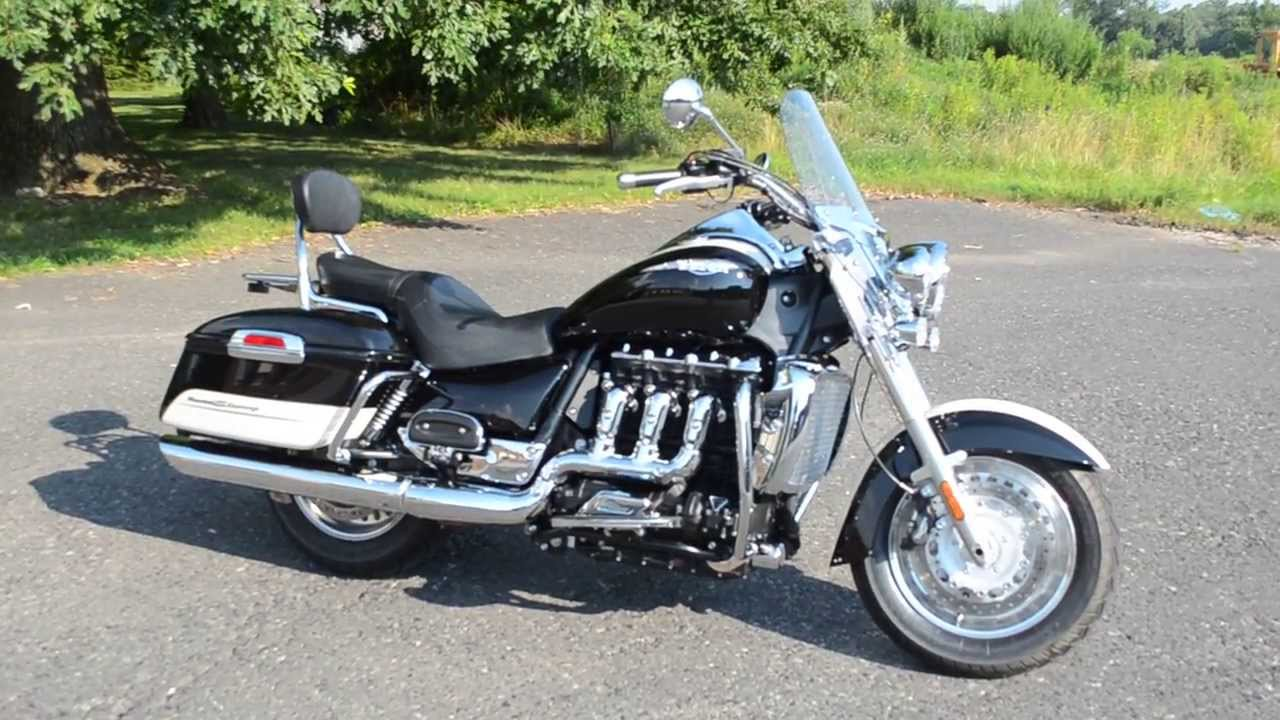 Triumph Rocket III Touring 2010 images #126289
