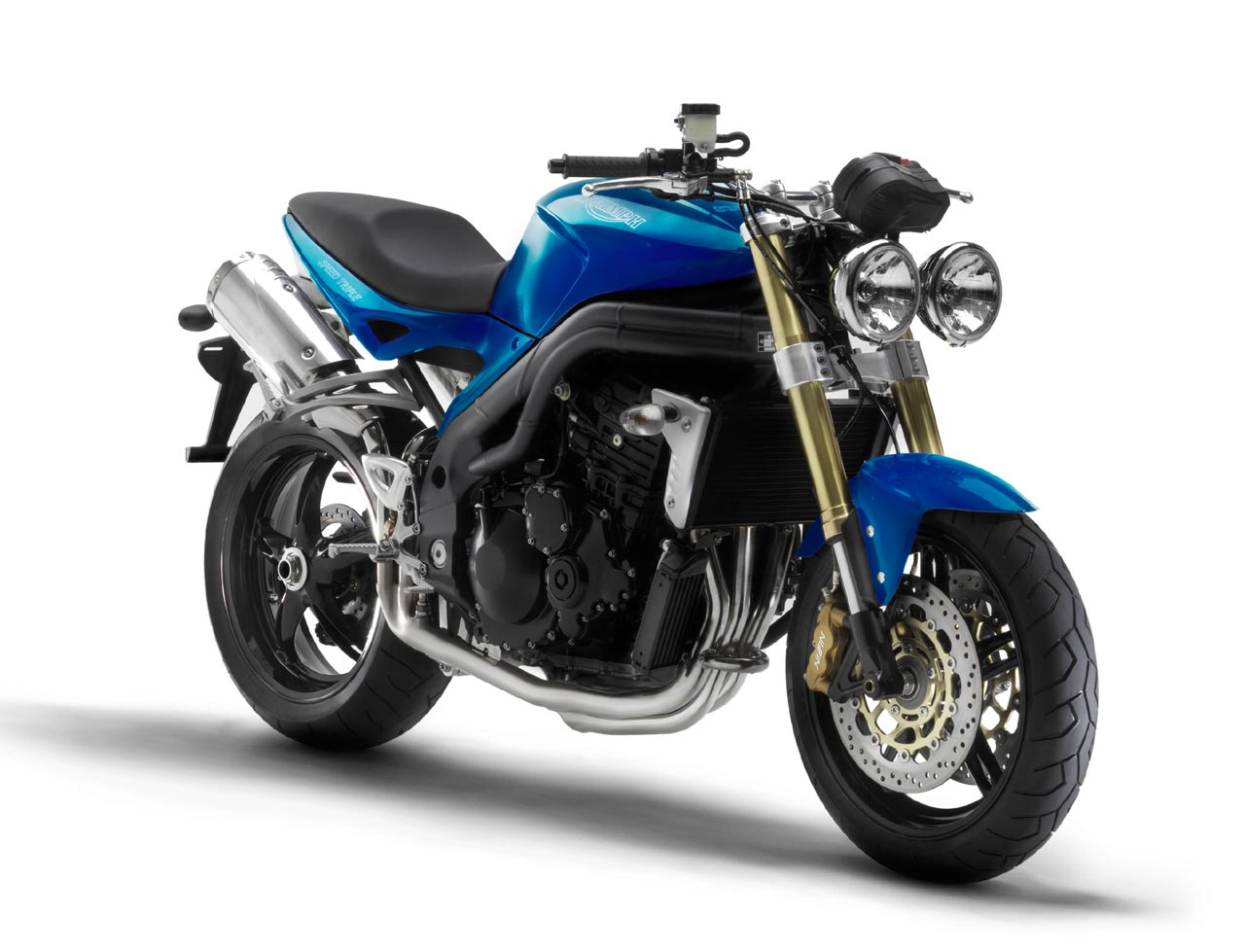 Triumph Speed Triple 1050 2006 images #147482
