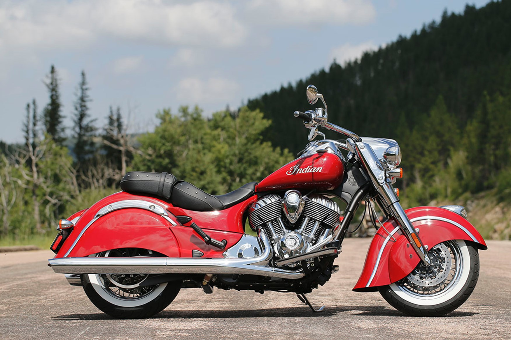 Victory Cruiser Deluxe 1500 1999 images #129325