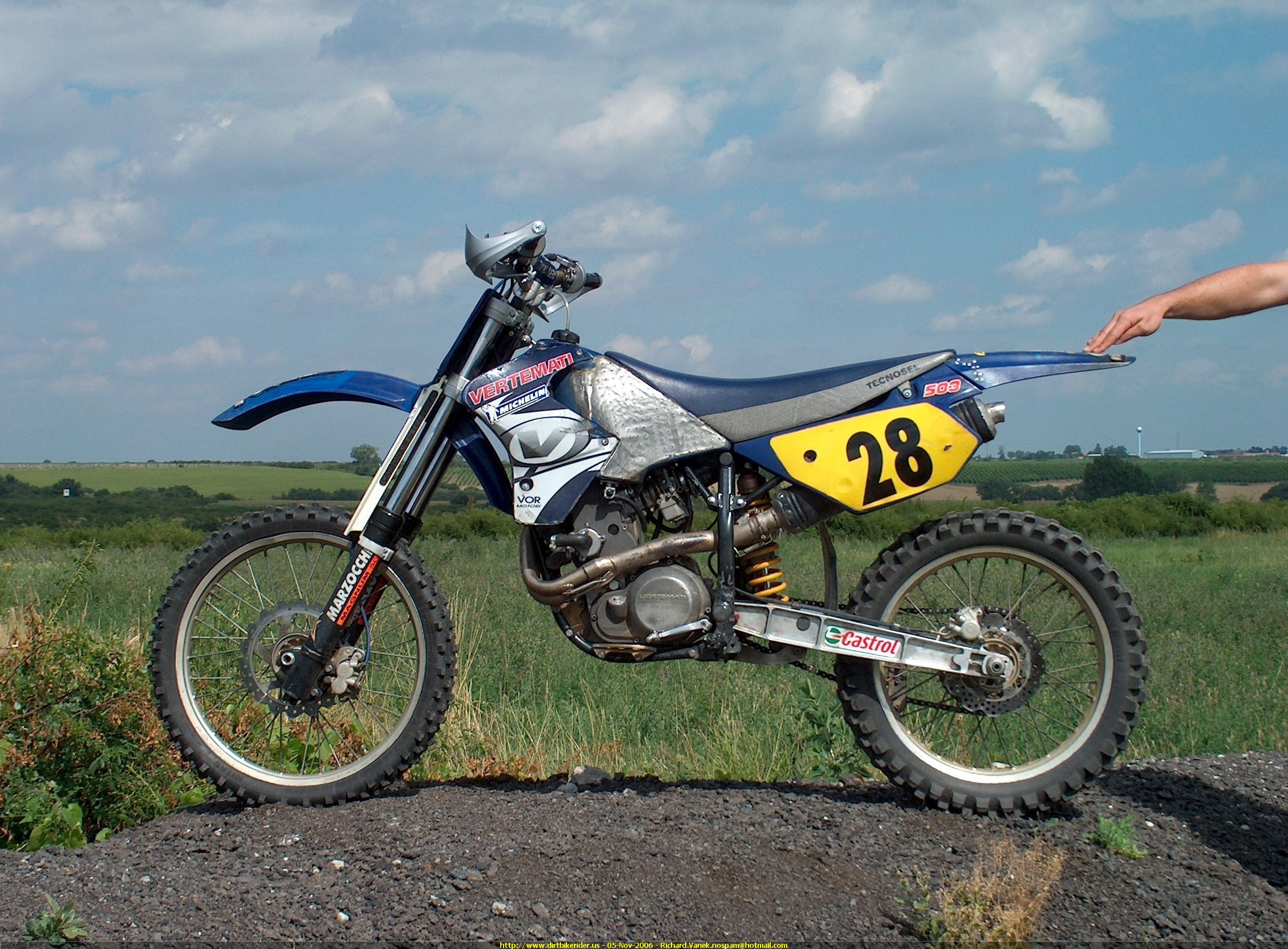 VOR MX 503 Motocross wallpapers #130321