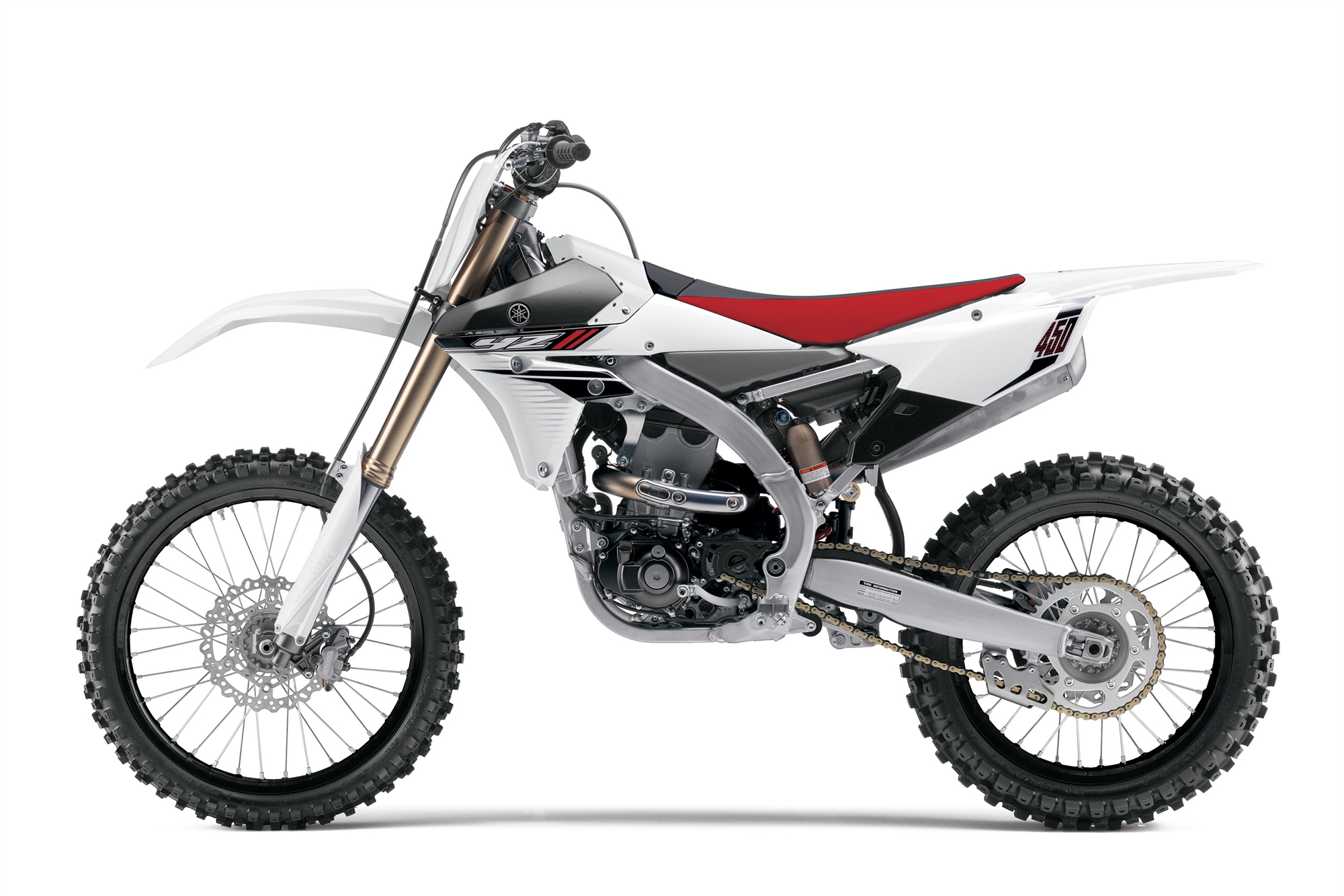 2013 Yamaha Yz 450 F Pics Specs And Information