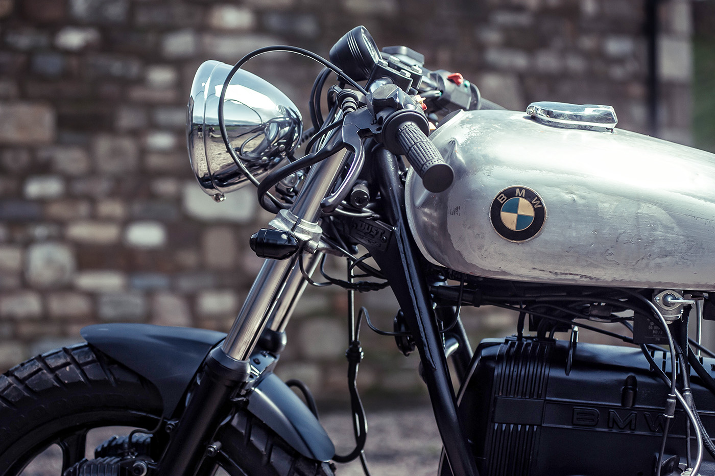 BMW R100RT Mono 1992 wallpapers #132902