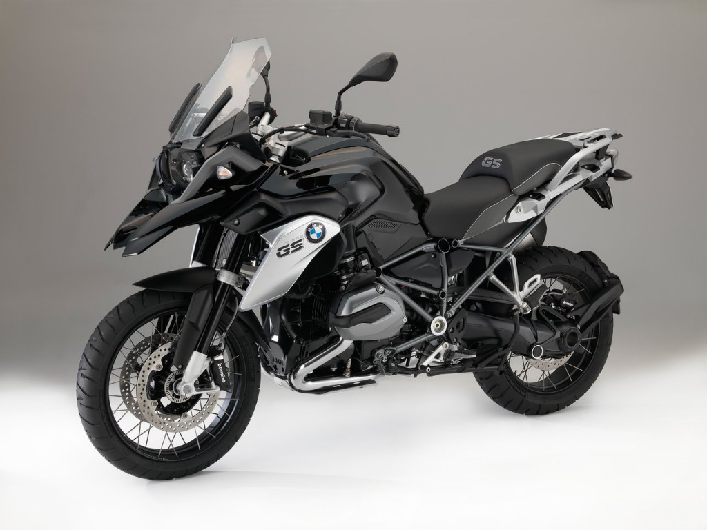 BMW R1200GS Triple Black images #8703