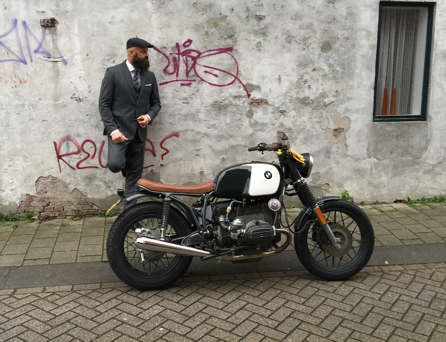 BMW R80RT Mono images #4944