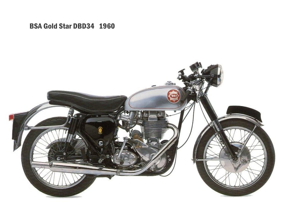 BSA SR 500 Gold 2002 images #65344