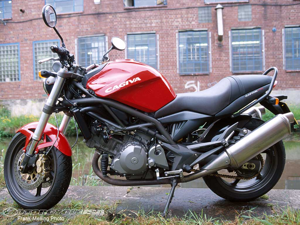 Cagiva Xtra Raptor 1000 images #68017