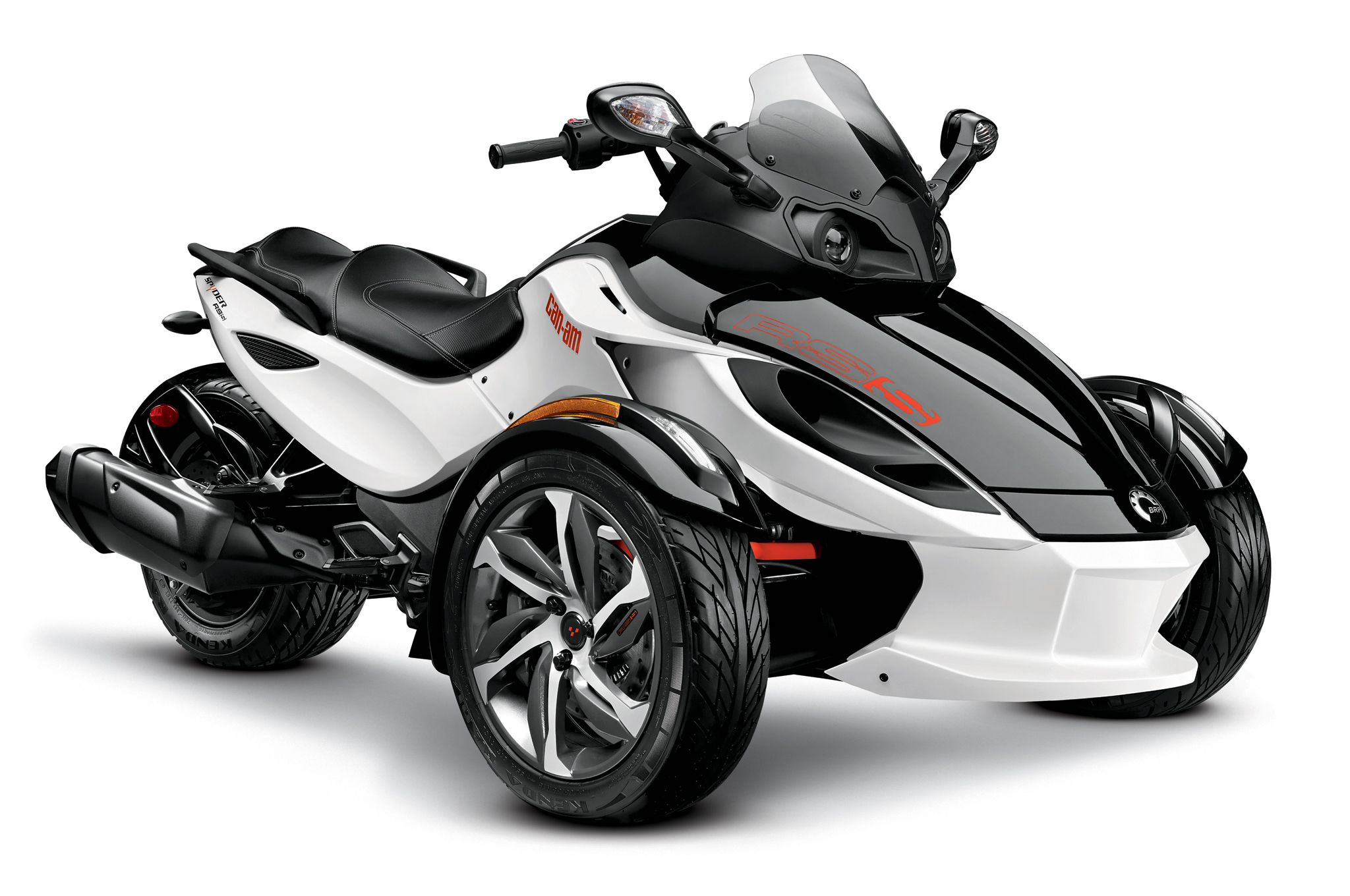 Can-Am Spyder RT 2014 images #68808