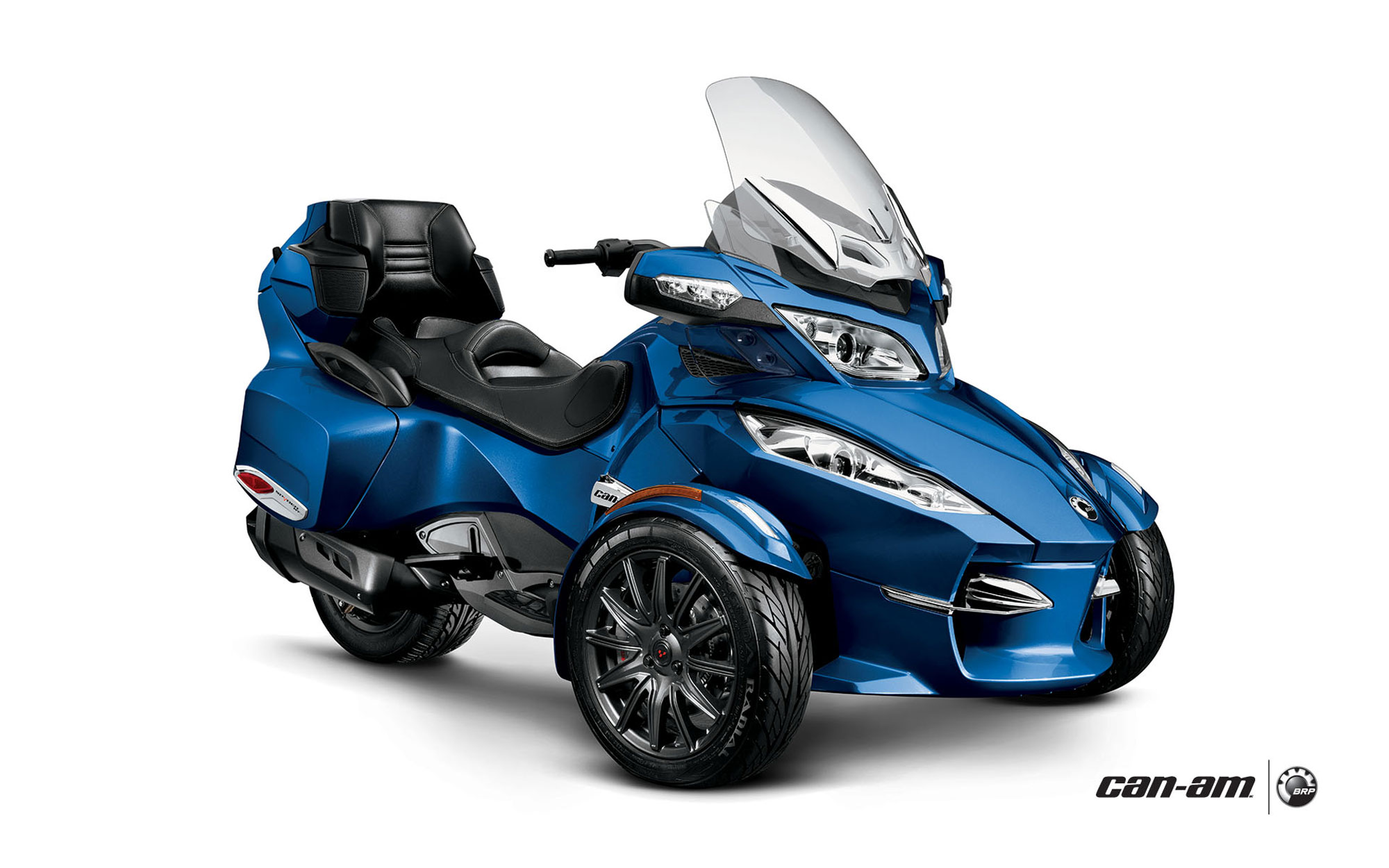 Can-Am Spyder RT-S 2011 images #68708