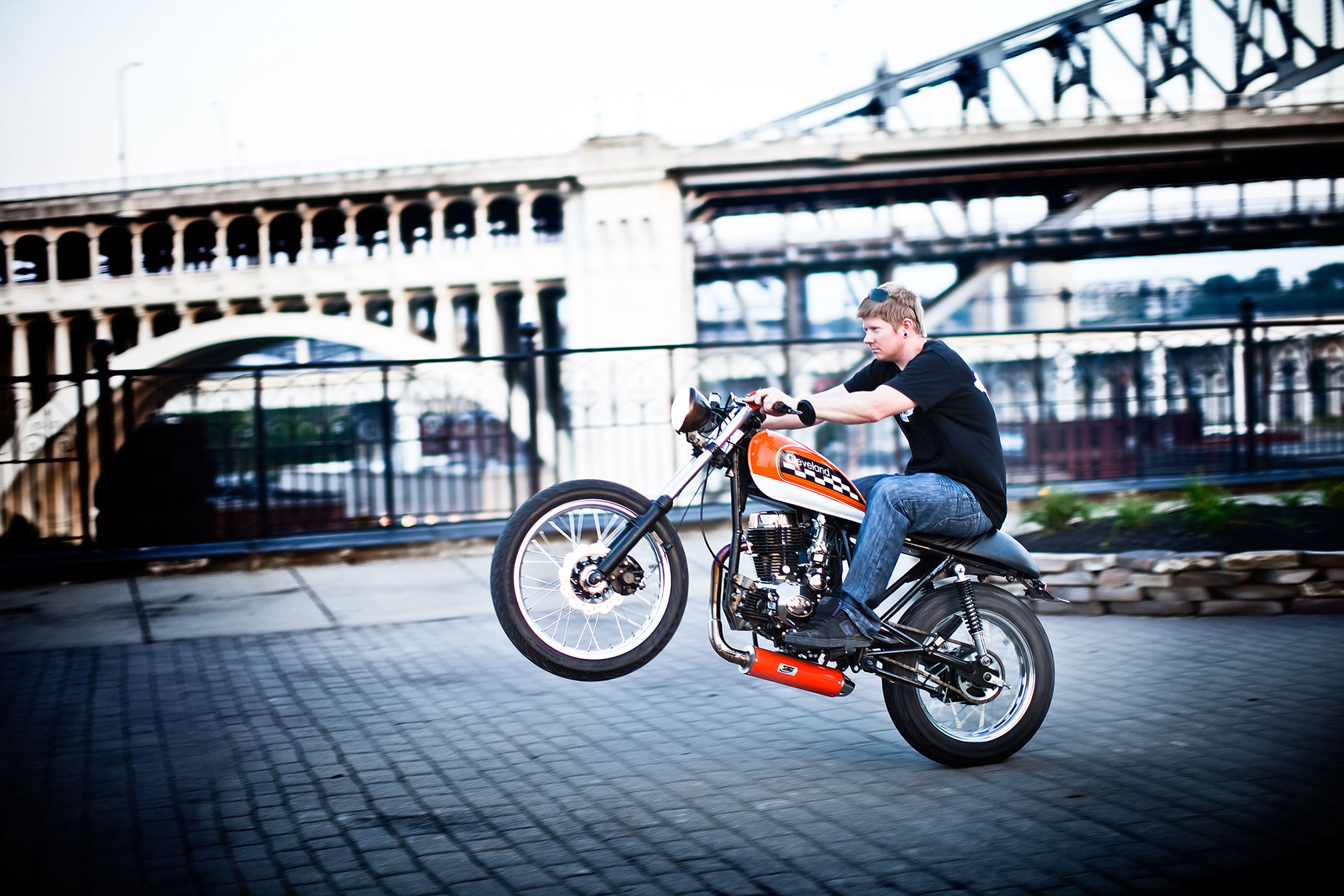 Cleveland CycleWerks ycleWerks Heist SE wallpapers #136762