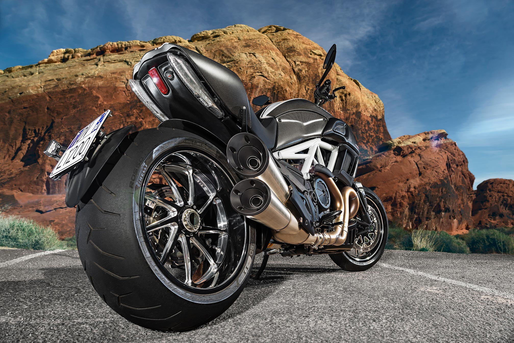Ducati Diavel Carbon wallpapers #50382