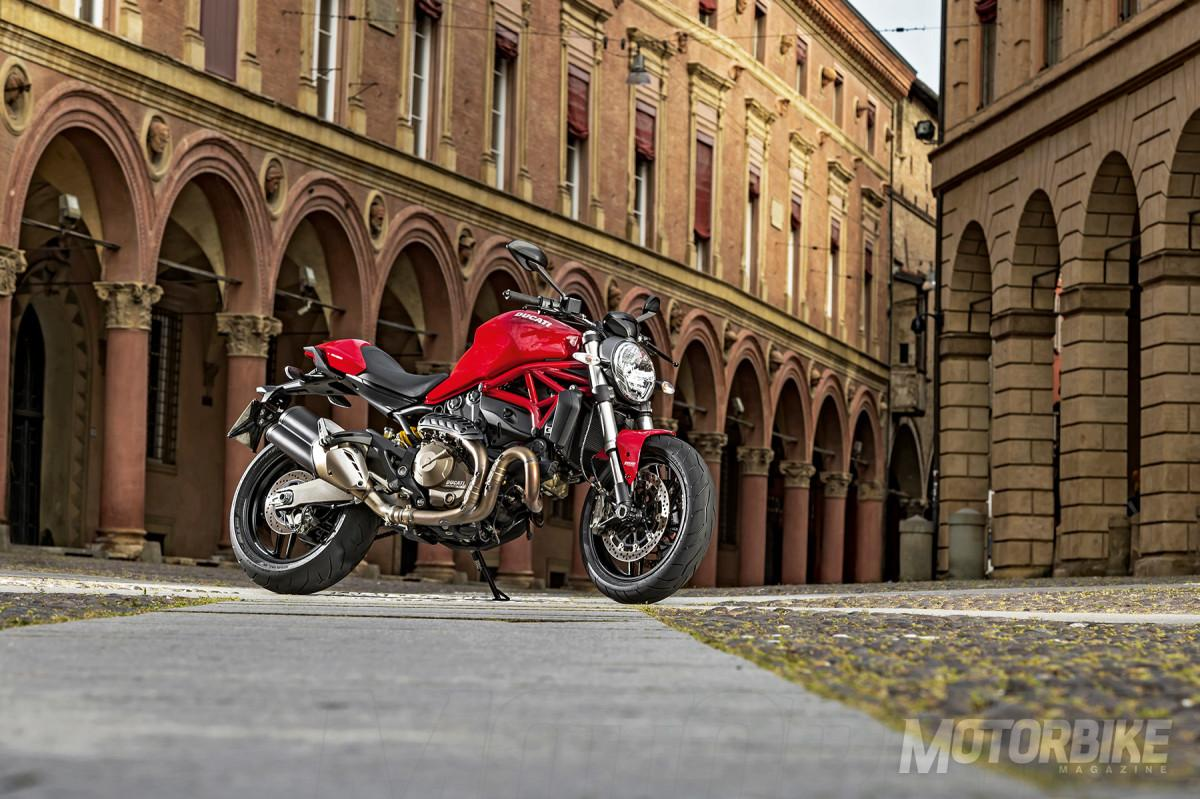 Ducati Monster 821 images #79391
