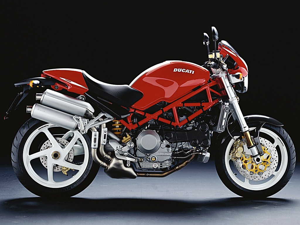 Ducati Monster S4R 2004 wallpapers #11382