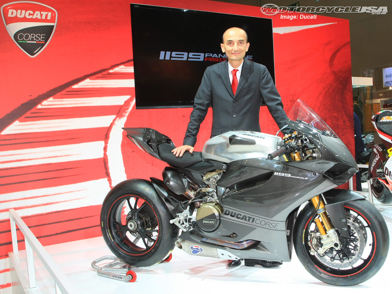 Ducati Superbike 1199 Panigale S wallpapers #13373