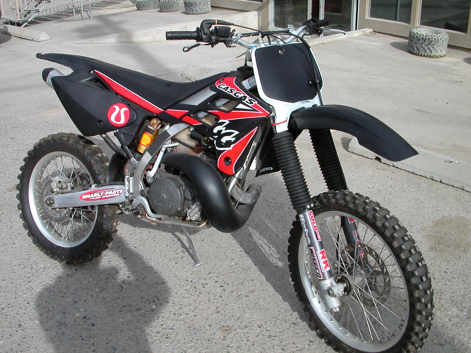 GAS GAS SM 50 Rookie 2002 images #71770