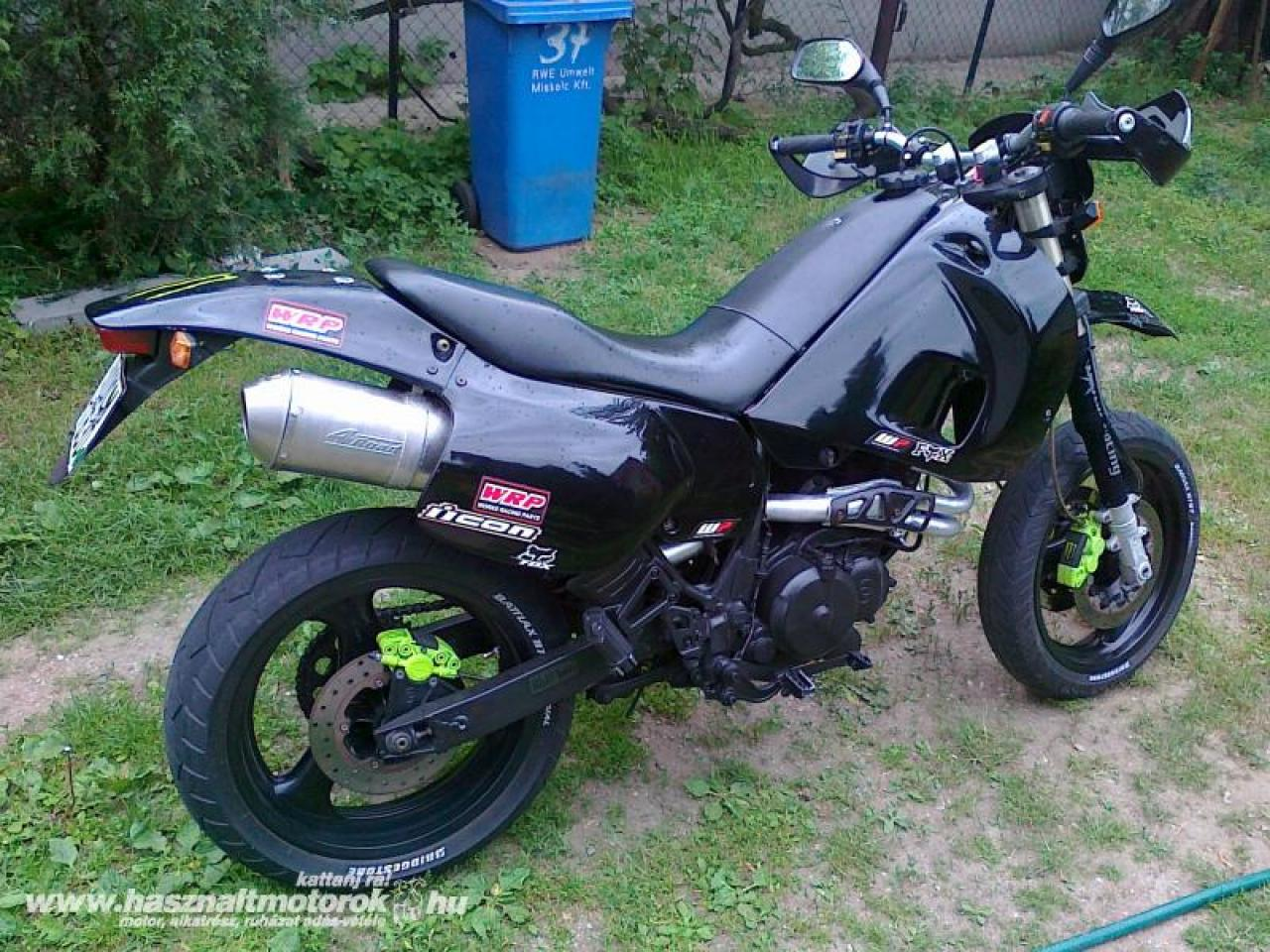 Gilera 600 Nordwest 1992 images #154120