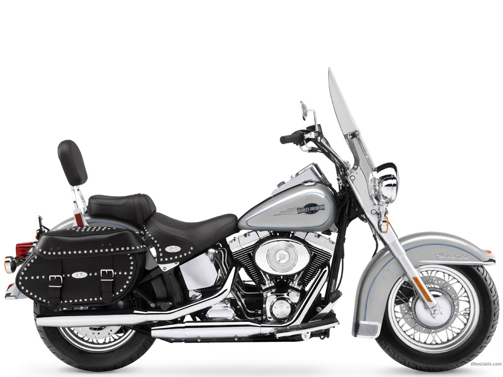 Harley-Davidson FLSTC Heritage Softail Classic 2007 wallpapers #134389