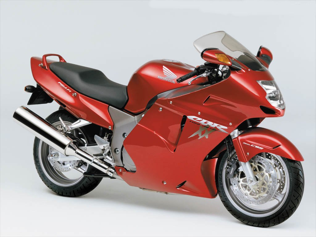 Honda CBR 1100 XX 2002 wallpapers #174256