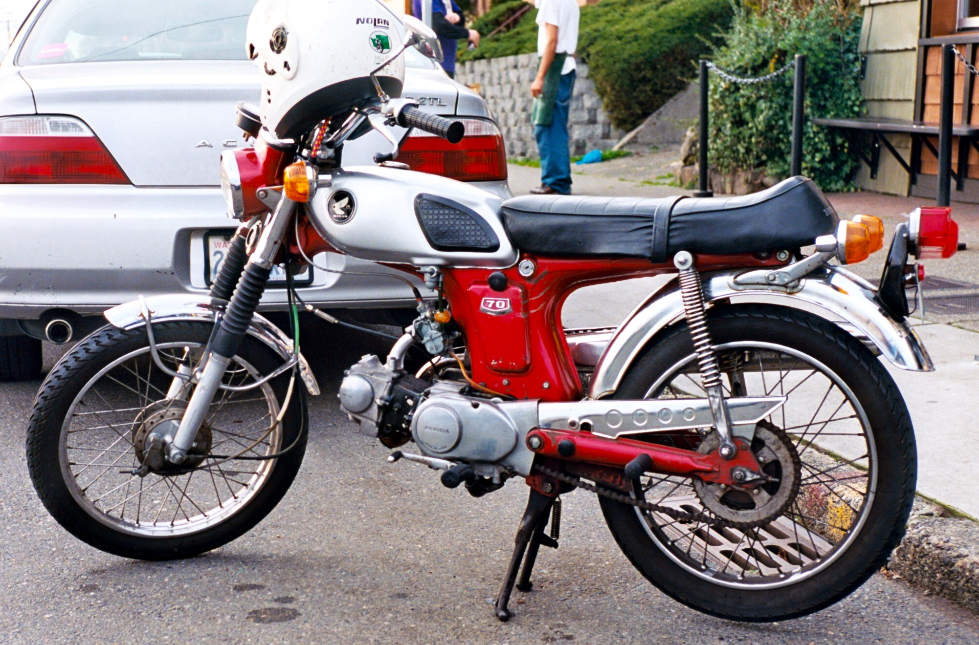 Honda S-90 1968 wallpapers #141919