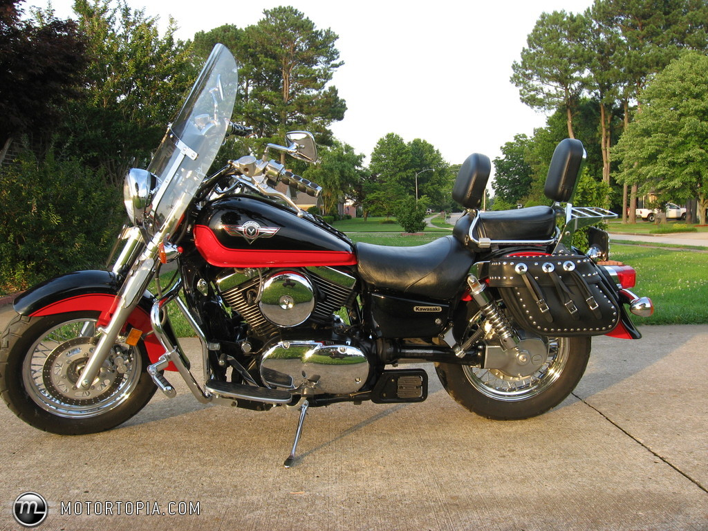1996 kawasaki vn 1500 classic pics specs and information. Black Bedroom Furniture Sets. Home Design Ideas