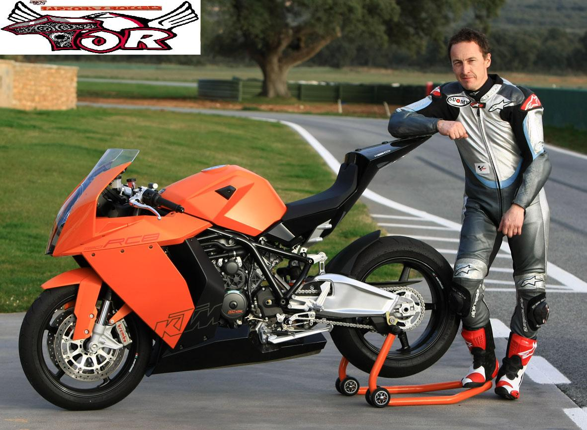 KTM RC8 2009 wallpapers #135478