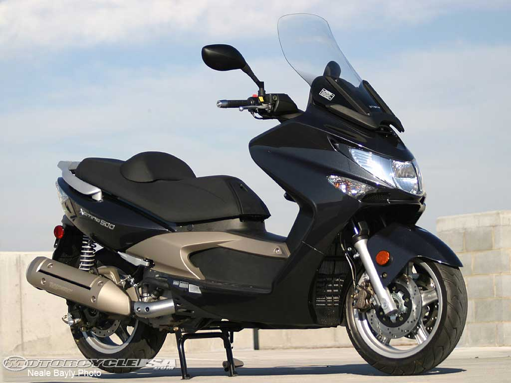 Kymco Xciting 500i 2010 images #102001