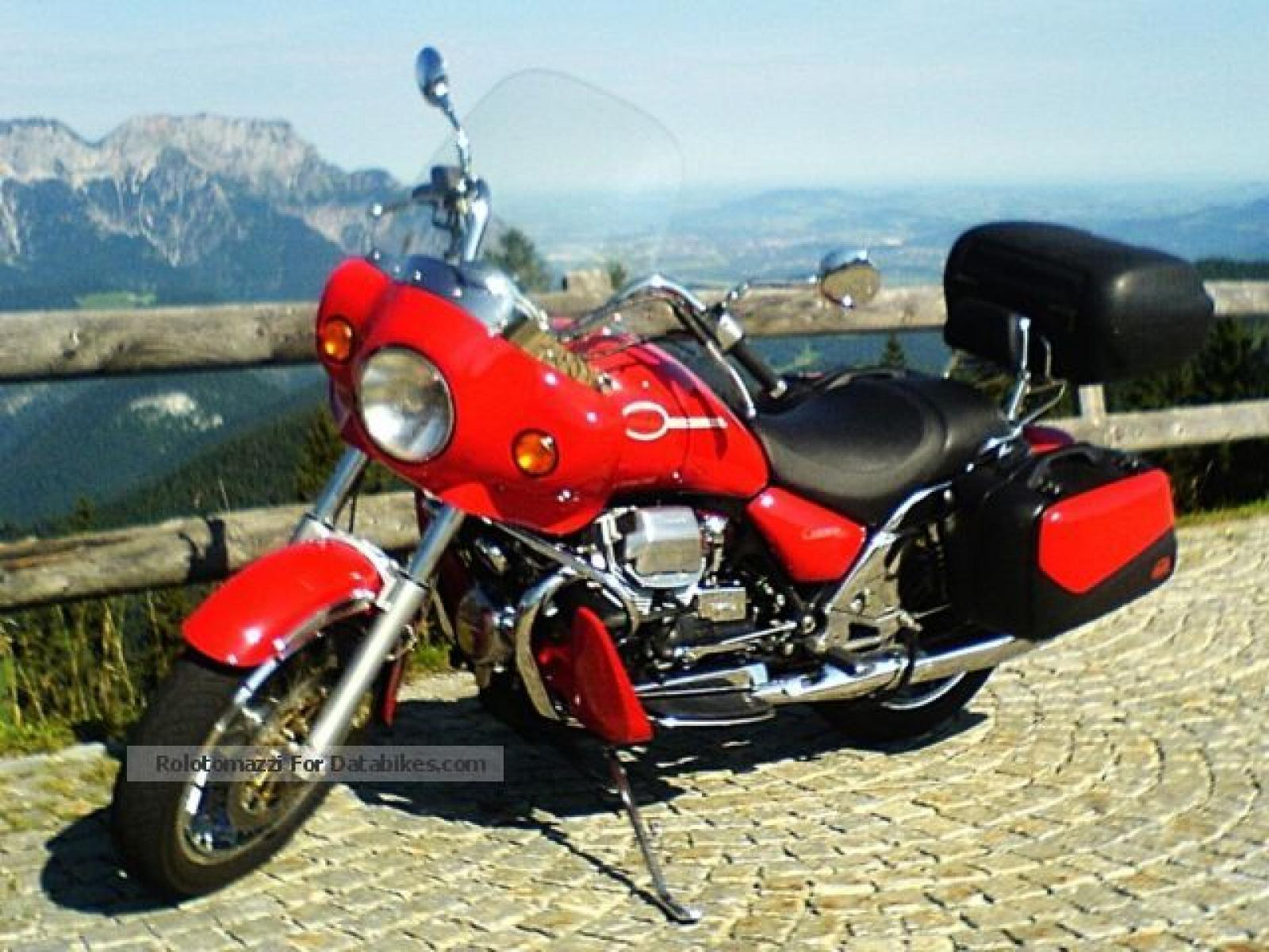 Moto Guzzi California EV 80 2002 images #109408