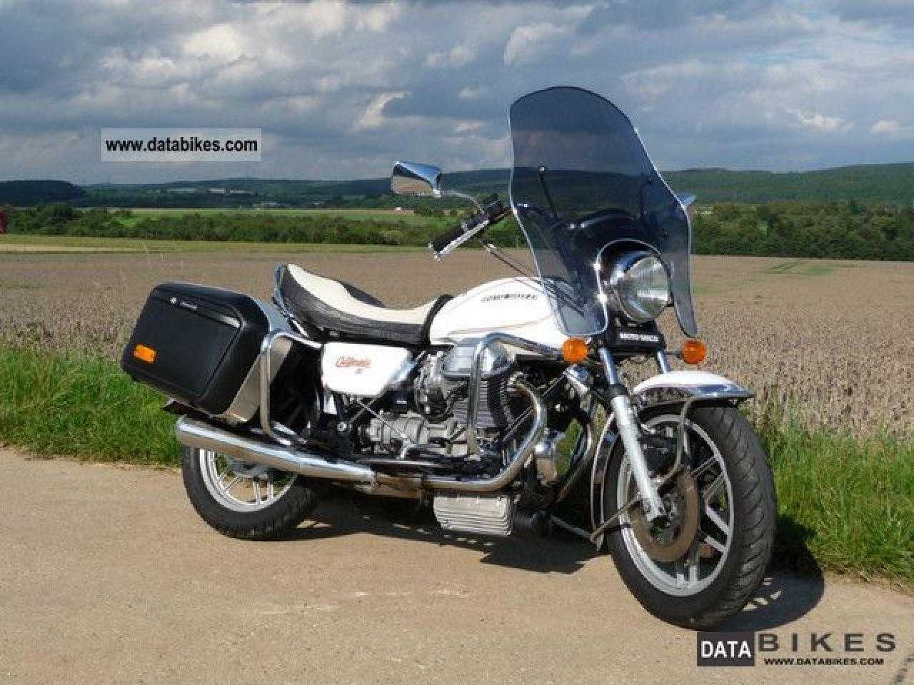 Moto Guzzi California II images #106944