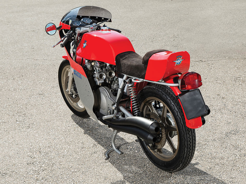 MV Agusta 750 S 1975 images #113347