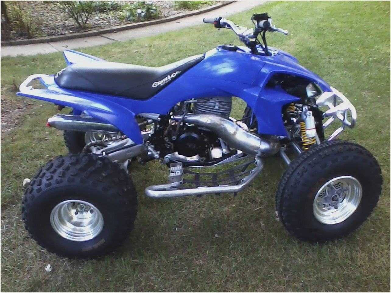 Polaris Scrambler 400 images #120848