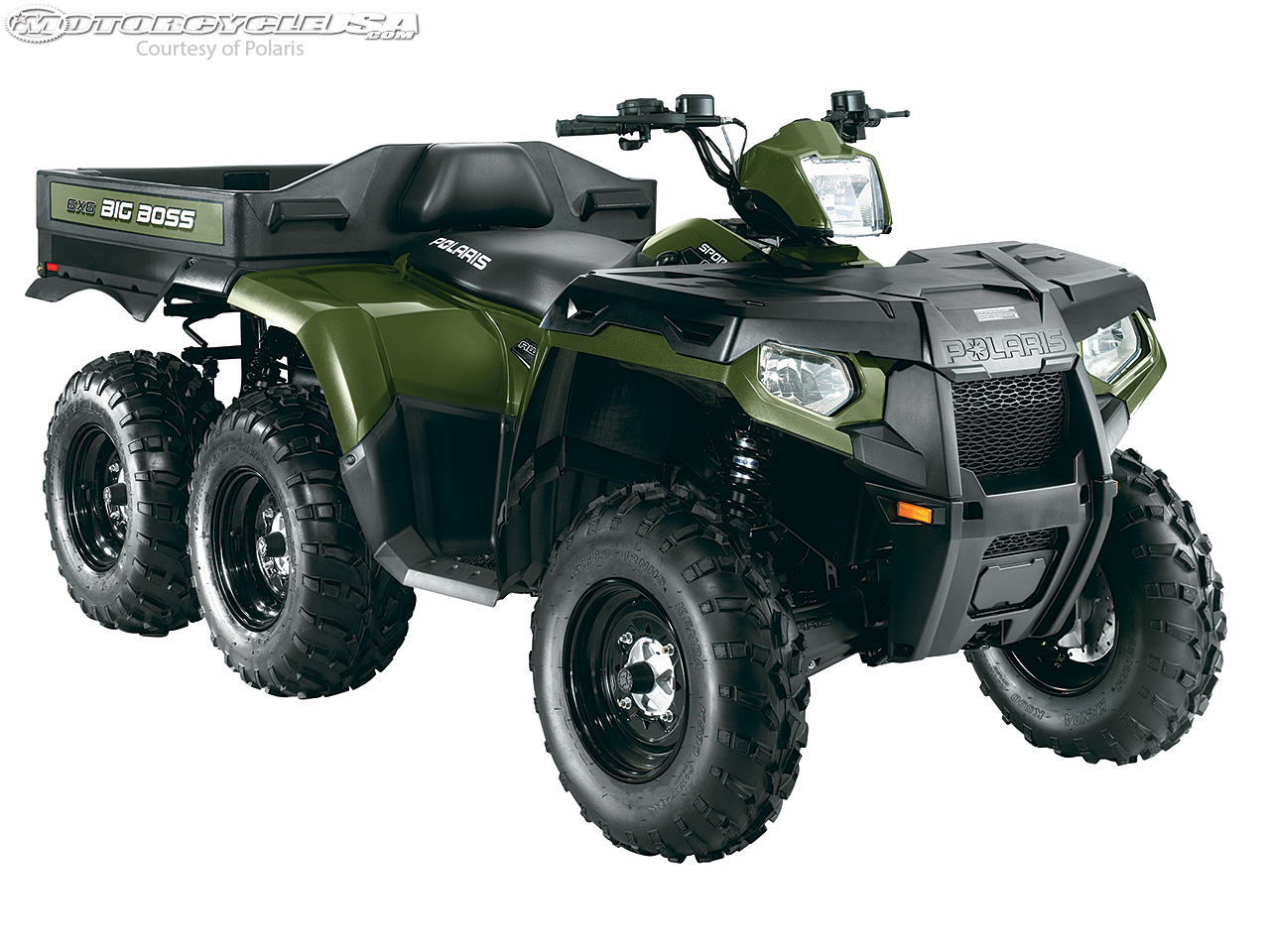 Polaris Sportsman 400 2003 wallpapers #140536
