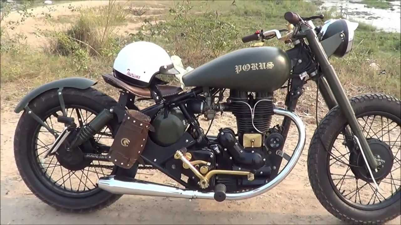 Royal Enfield Bullet 500 Army 1995 images #122814