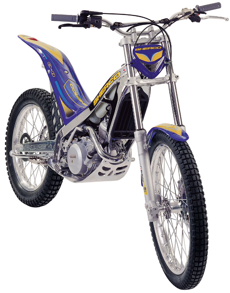 Sherco 0.5 2002 images #124501