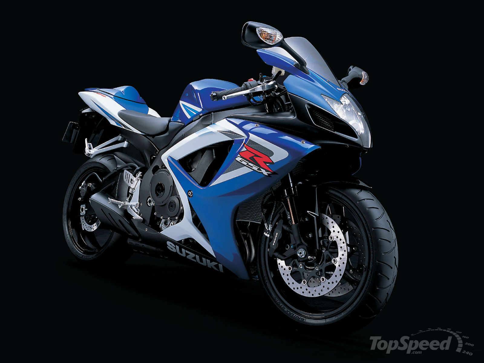 Suzuki GSX-R 750 wallpapers #136662