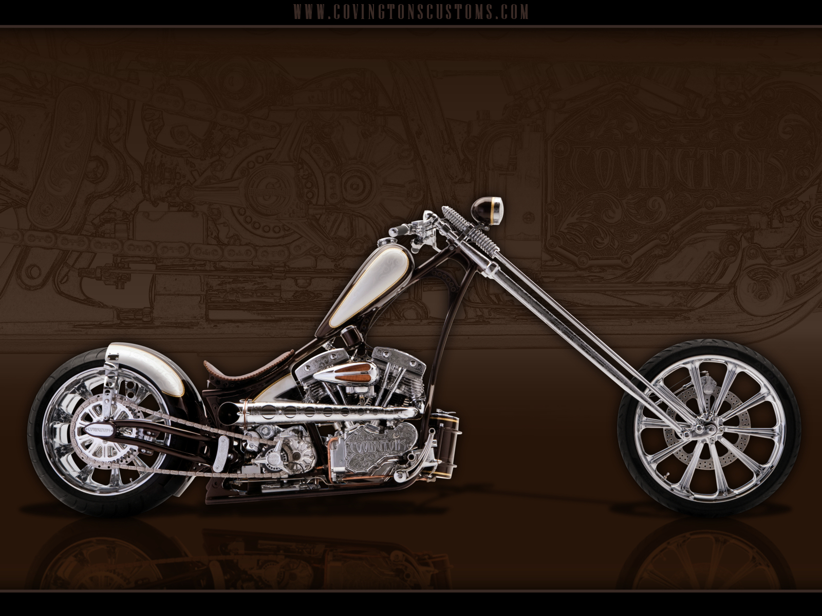 Walz Hardcore Cycles Barracuda 2007 wallpapers #131512