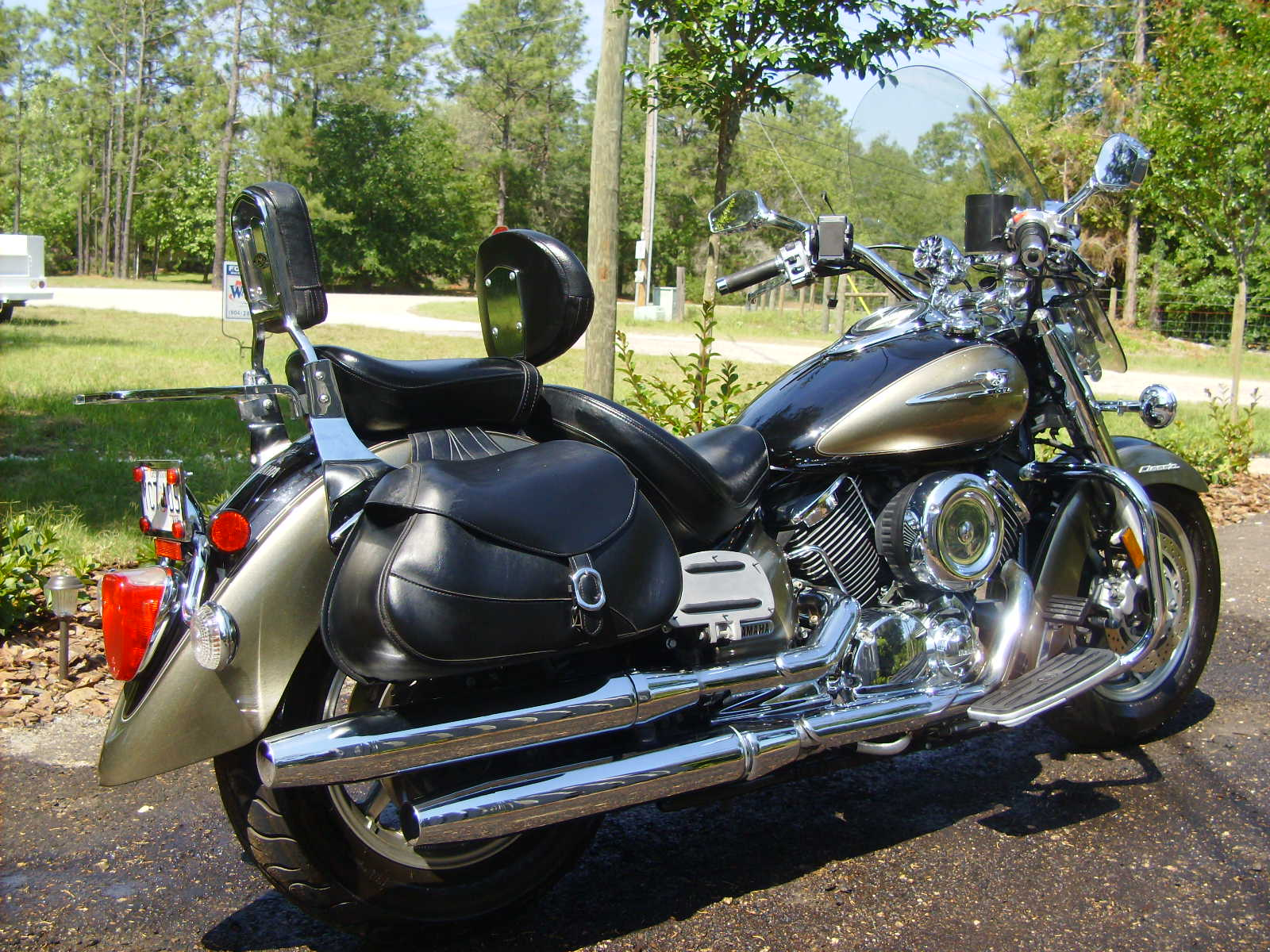 Yamaha V Star Classic Specifications