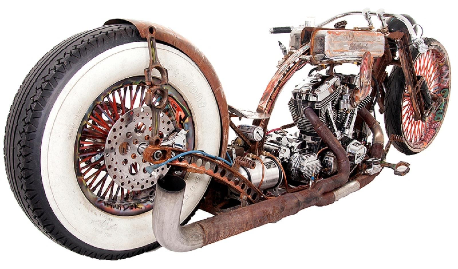 Big Bear Choppers Miss Behavin 100 Carb 2009 images #63751