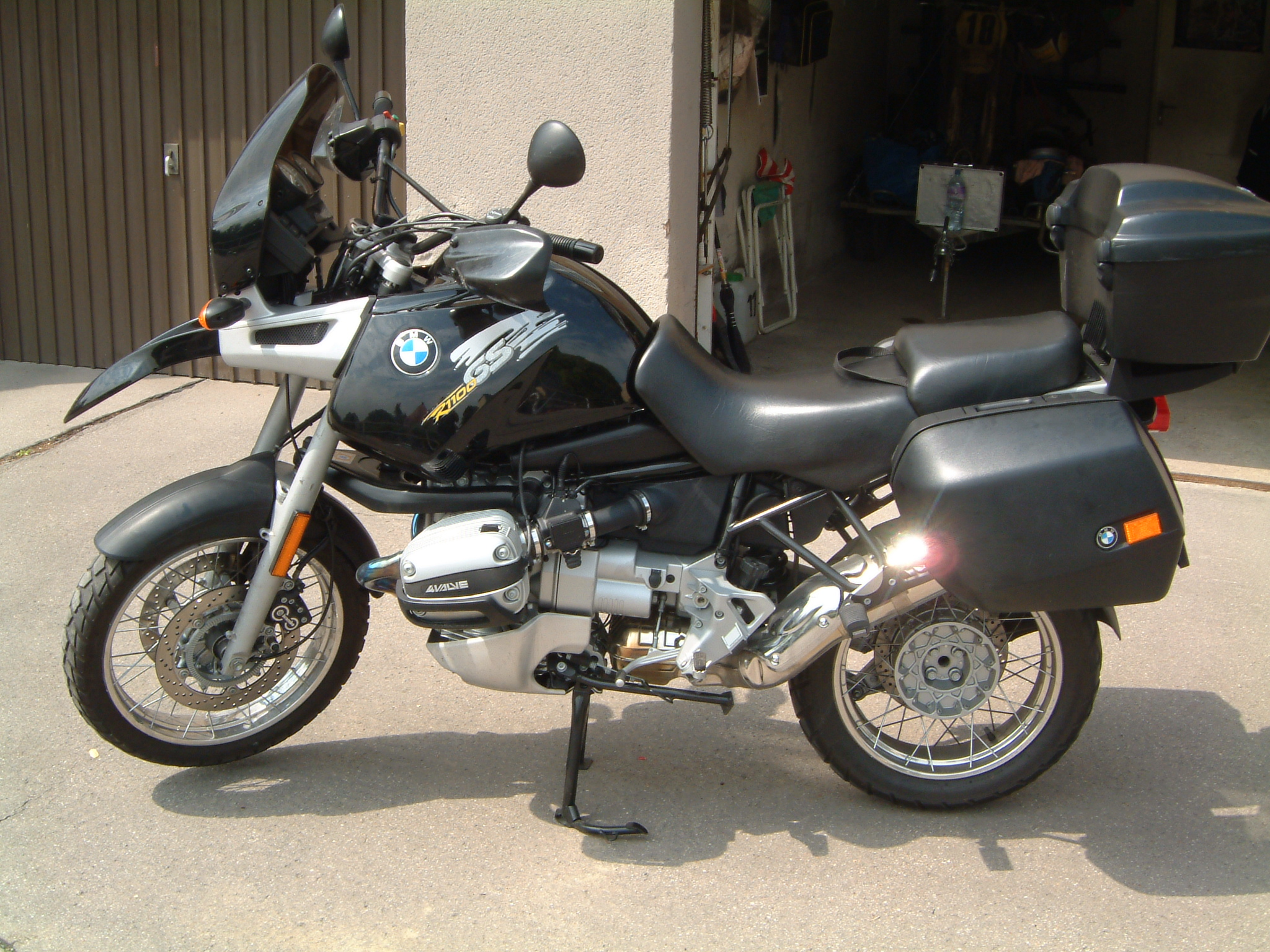 BMW R1100GS 1998 images #6335