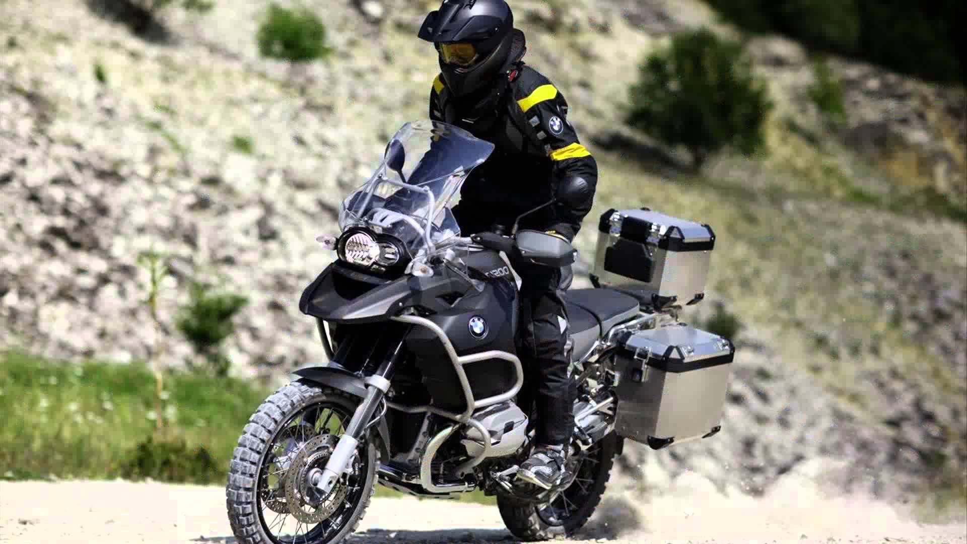 BMW R1200GS Triple Black images #8705