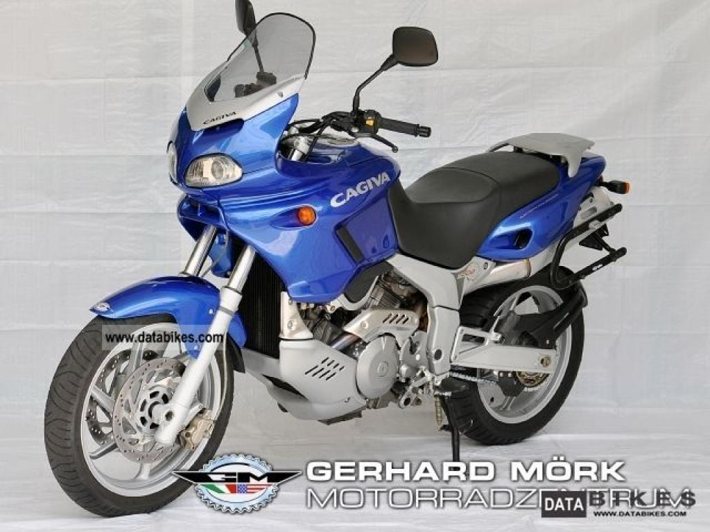 Cagiva Navigator 1000 2005 images #69697
