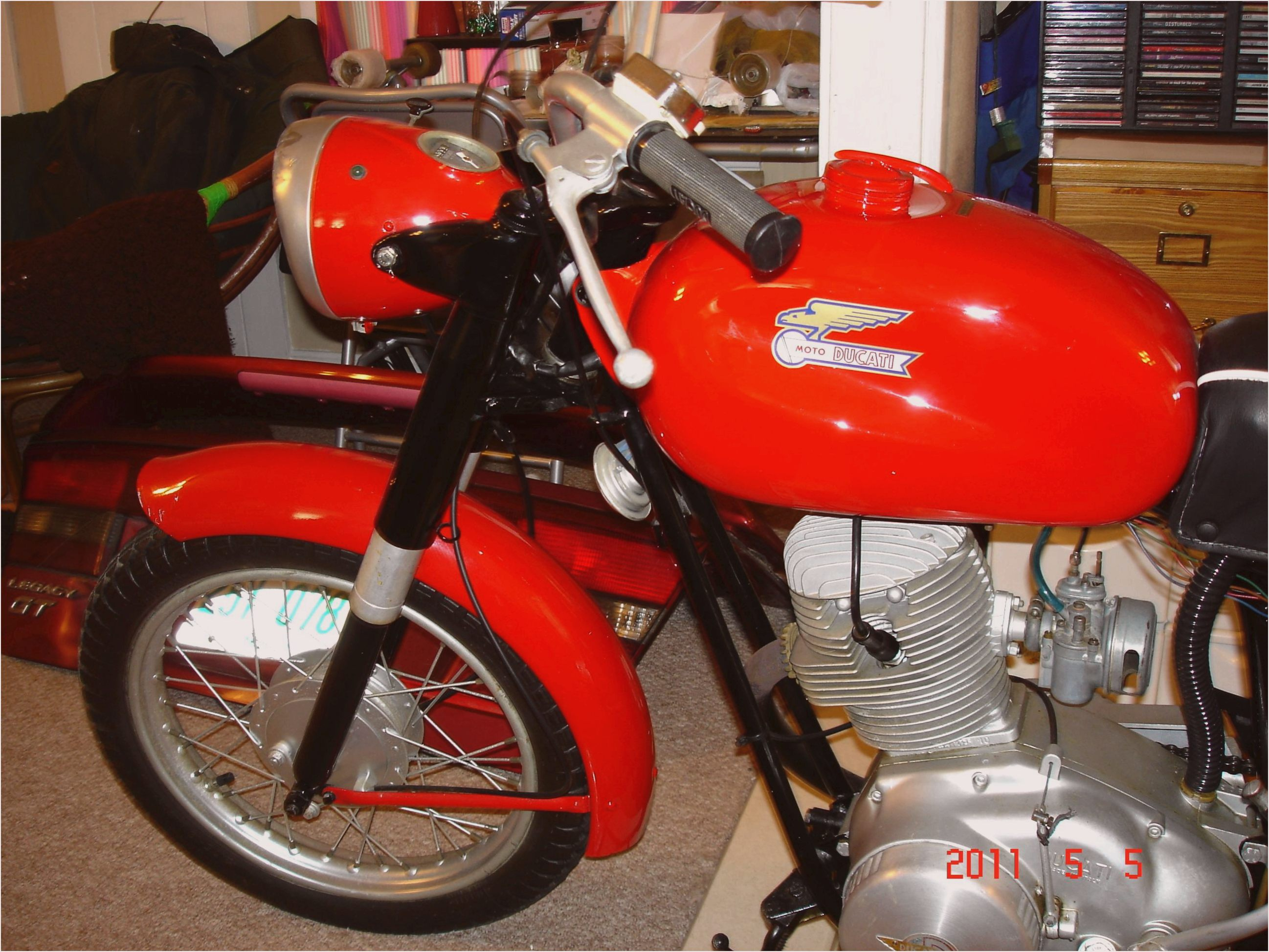 Cagiva SST 125 1979 images #66642